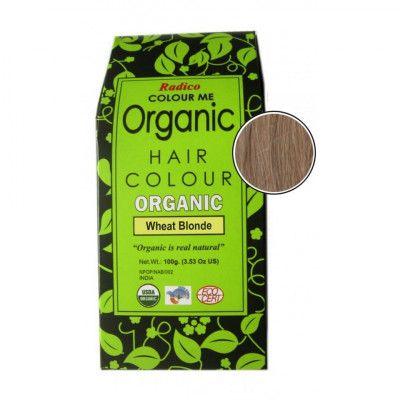 Radico Colour Me Organic Wheat Blonde Wheat Blonde