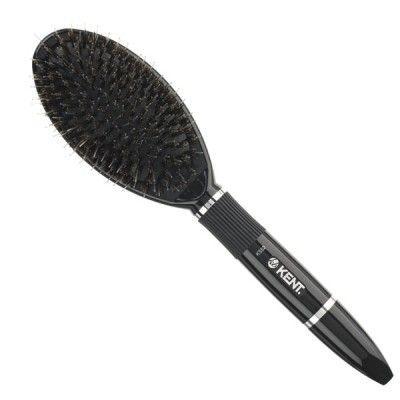Salon Style Cushion Pad Nylon Bristle Hair Brush