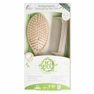 So Eco Biodegradable Gentle Detangling Hair Set