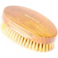 Taylor of Old Bond Street Light Wood Military Hair Brush, Taylor of Old Bond Street