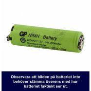 Utbytesbatteri till Moser Li + Pro Type 1884