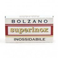 Bolzano Superinox Double Edge Razor Blades 5-p