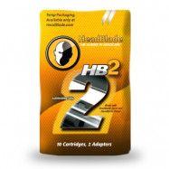 HeadBlade HB2 Blades 10-pack