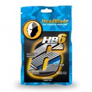 HeadBlade HB6 Blades 4-pack
