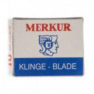 Merkur rakblad i 10-pack till Mustasch- och Ögonbrynshyvel