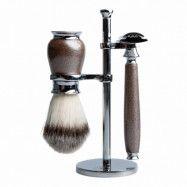 Aarex Shaving Set Pearl Metallic No. 10