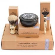 Captain Fawcett Shaving Gift Set (Rakset)
