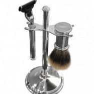 Truefitt & Hill Shaving Set - Sterling Silver