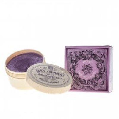 Geo F Trumper Violet Shaving Cream Bowl