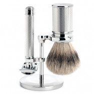 Muhle Traditional Shaving Set Chrome, MÜHLE