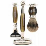 Truefitt & Hill Edwardian Shaving Set Horn, Truefitt & Hill