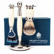 Truefitt & Hill Edwardian Shaving Set - Ivory