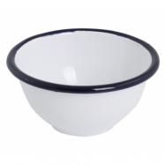 Hermod Enamel Shaving Bowl