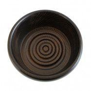 The Goodfellas' Smile Hemlok Wood Shaving Bowl