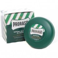 Proraso Shaving Soap Bowl Refreshing and Toning Eucalyptus