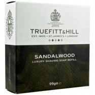 Truefitt & Hill Sandalwood Shaving Soap Refill, Truefitt & Hill