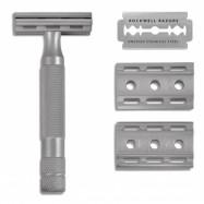 Rockwell 6S - Stainless Steel Razor