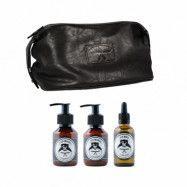 Beard Monkey Beard Gift Bag - Licorice