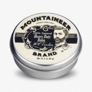 Mountaineer Brand Heavy Duty Beard Balm 60g