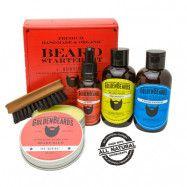 Golden Beards Starter Beard Kit Surtic