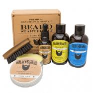 Golden Beards Starter Beard Kit Toscana