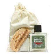 Proraso Beard Balm & Comb Gift Bag