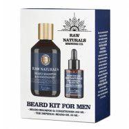 Raw Naturals Beard Kit