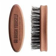 Agave Plant Beard Brush