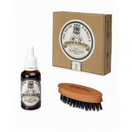 Mr Bear Family Beard Brew & Brush Kit
