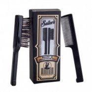 Sailor's Beard & Moustache Kit