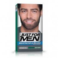 Just For Men - Skäggfärg Mörkbrun