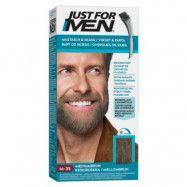Mustasch och Skäggfärg Medium Brown