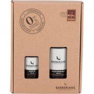 Barberians Cph Bearded Men Gift Box (Skäggolja + EDP)