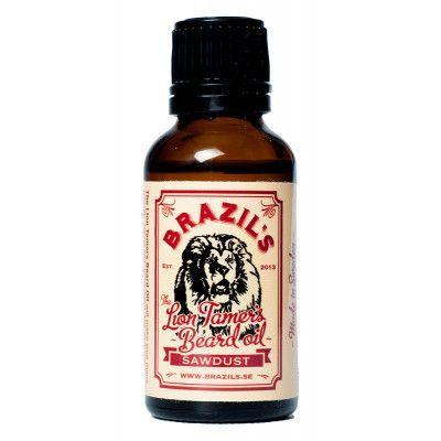 Brazils The Lion Tamers Beard Oil Sawdust