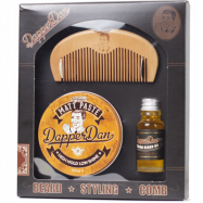 Dapper Dan Giftpack Beard & Hair