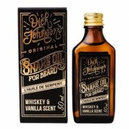 Dick Johnson Excuse My French Beard Oil Snake Oil 50 ml