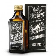Dick Johnson Excuse My French Beard Oil Unscented 50ml