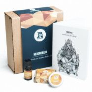 Fit for Vikings Travel Beard Care Kit - Herðubreið