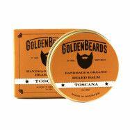 Golden Beards Ekologiskt Skäggbalsam - Toscana (30 ml)