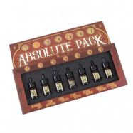 Hey Joe Absolute Pack Beard Oil (7 x 3 ml)