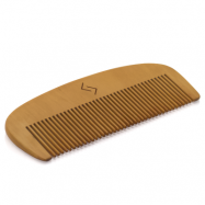 Njord Beard Comb (Päronträ)