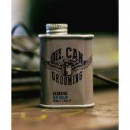 Oil Can Grooming Beard Oil Blue Collar