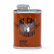 Oil Can Grooming Beard Oil Iron Horse
