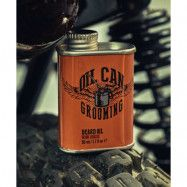 Oil Can Grooming Beard Oil Iron Horse