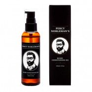 Percy Nobleman Beard Conditioning Oil Fragrance Free 100 ml