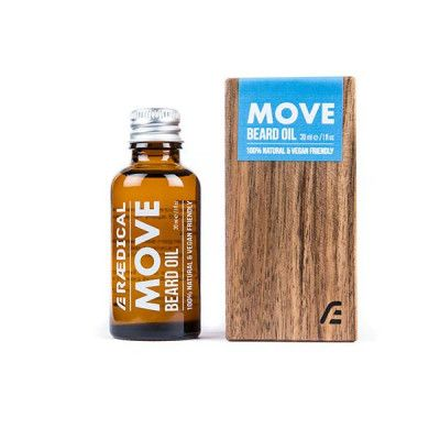 Raedical Beard Oil Move