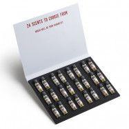 The Bearded Man Company 24 Pieces Sampler Card