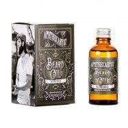 The Unscented Beard Oil - 50 ml