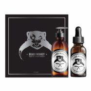 Beard Monkey Beard Care Kit Licourice