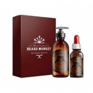Beard Monkey Beard Care Kit Sweet Tobacco